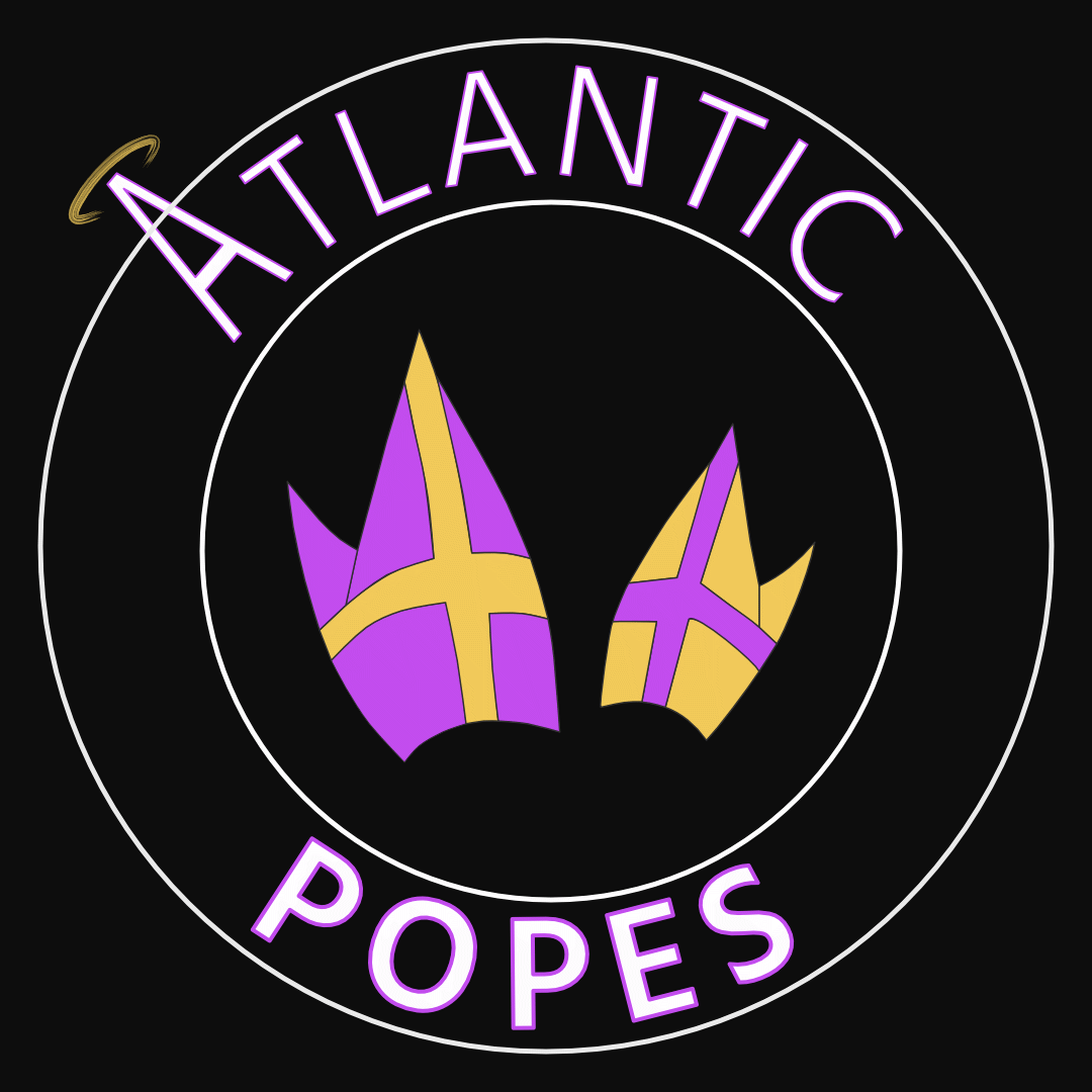 Atlantic Popes Logo